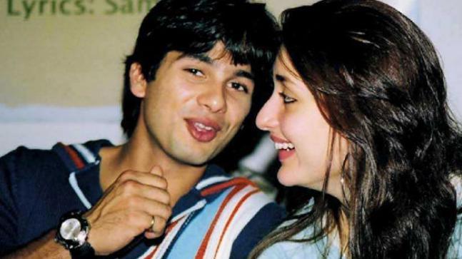 shahid kapoor and kareena kapoor affair