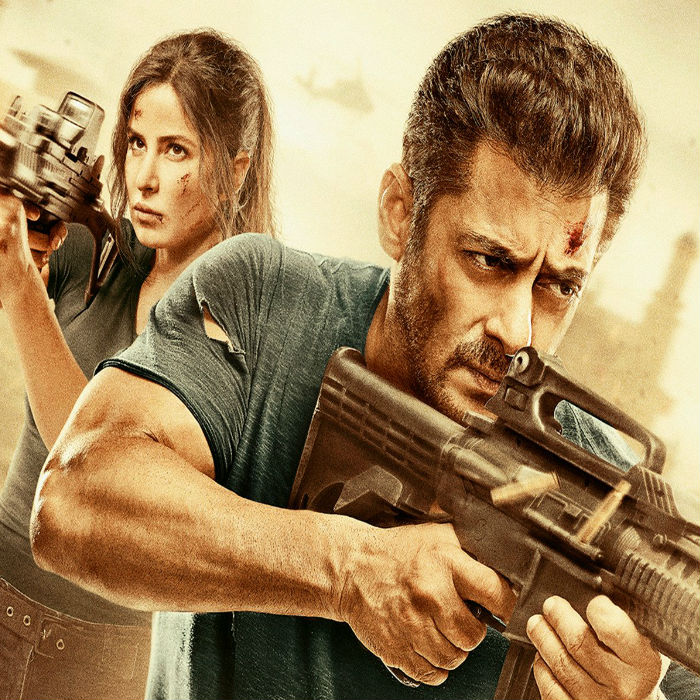 Highest Earning Indian Movies - Tiger Zinda Hai