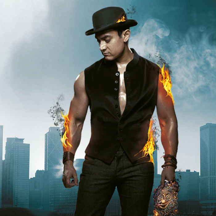 Highest Earning Indian Movies - Dhoom 3