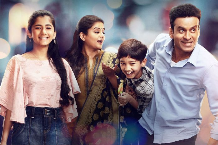 family man best web series in hindi India