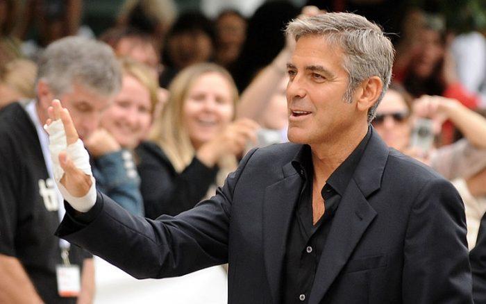 George Clooney Richest Actor