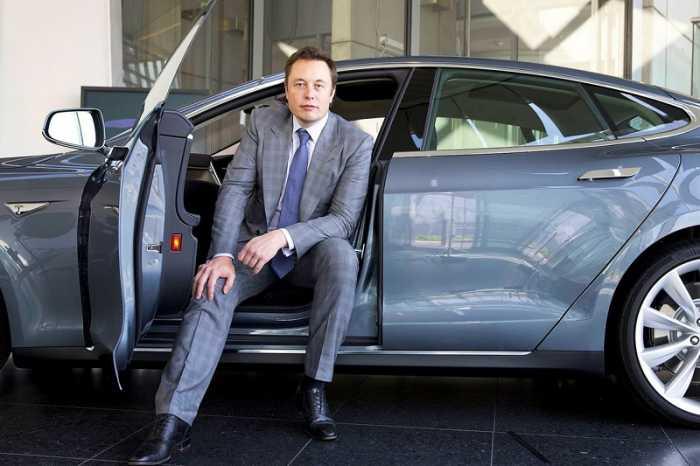 Elon Musk Richest Man in the world