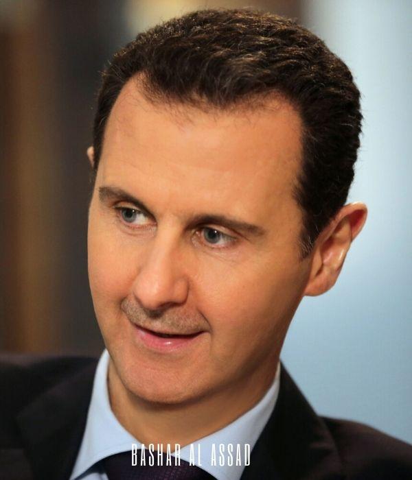 Billionaire Bashar Al Assad