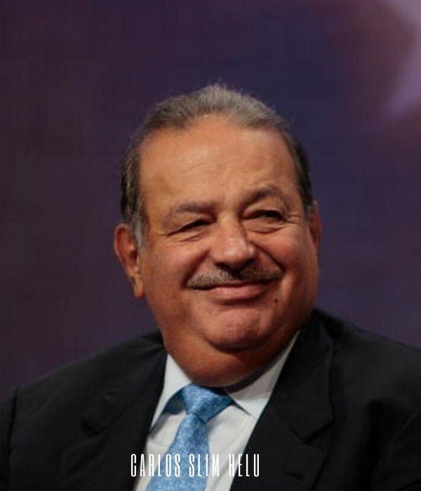 Billionaire Carlos Slim Helu