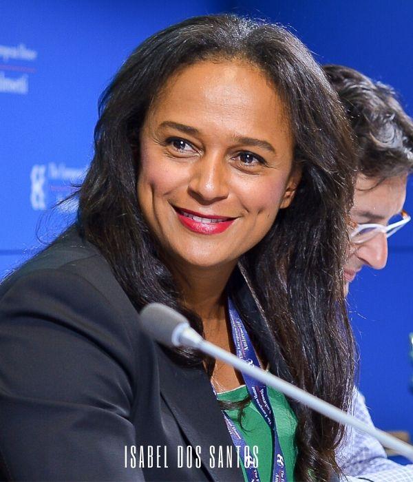 Billionaire Isabel Dos Santos