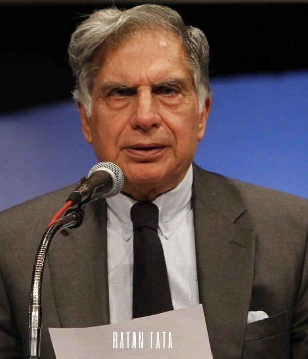 Billionaire Ratan Tata
