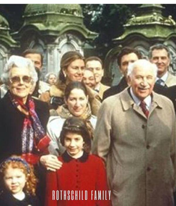 Billionaire Rothschild Family