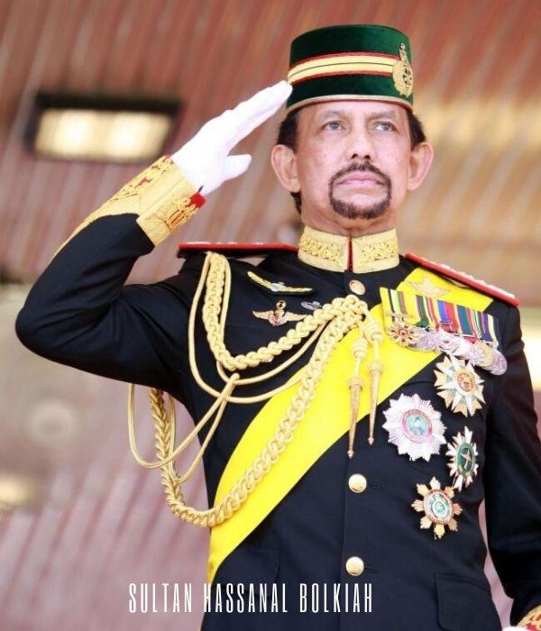 Billionaire Sultan Hassanal Bolkiah