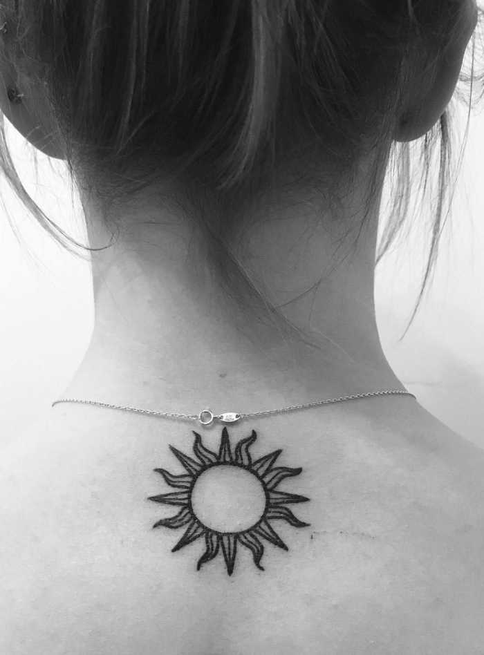 Tattoos with hidden meaning