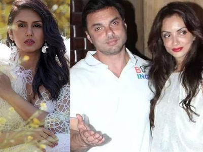 Sohail Khan and Huma Qureshi Rumours