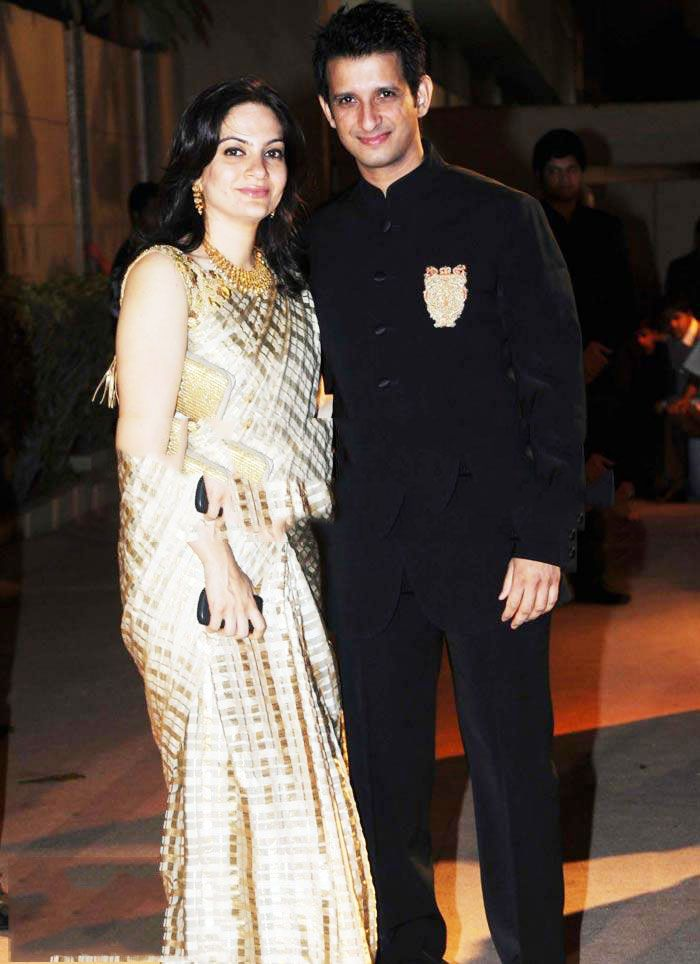 Sharman Joshi and Prerana Chopra