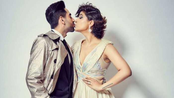 Ayushmann Khurrana and Tahira Kashyap love