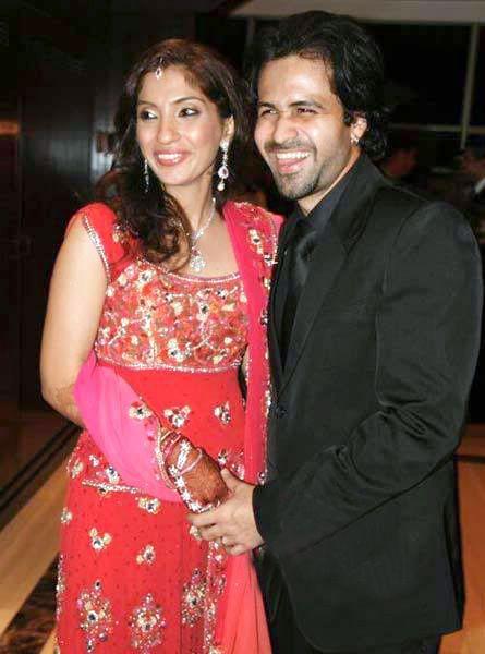 Emraan Hashmi and Parveen Shahani Wedding