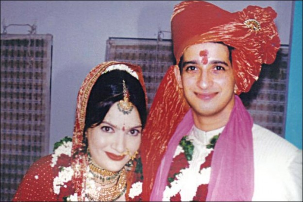Sharman Joshi and Prerana Chopra Wedding