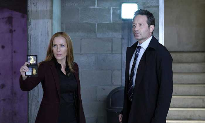 The X-Files horror web series