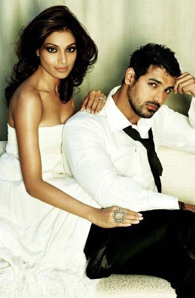 John Abraham with Girlfriend Bipasha Basu