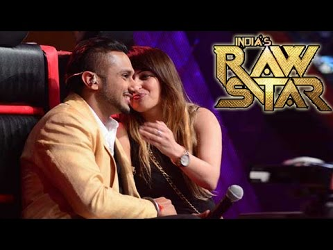 Honey Singh and Shalini Singh