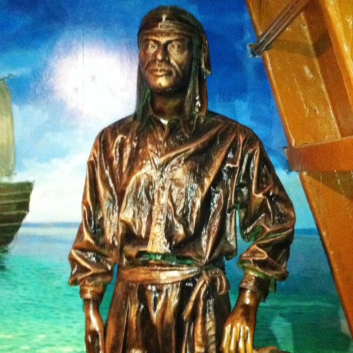 Enrique of Malacca - famous slave