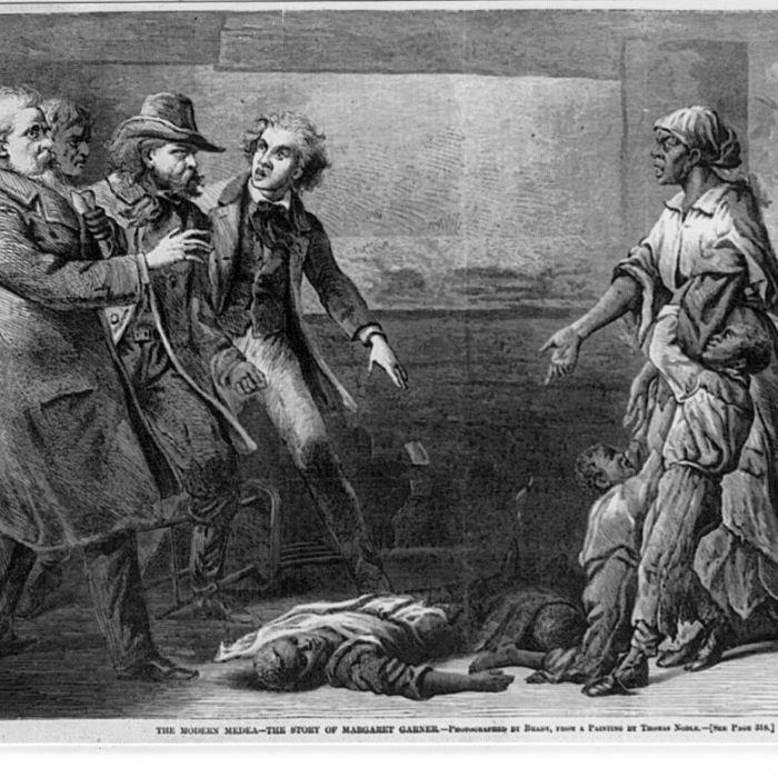 Margaret Garner famous slave