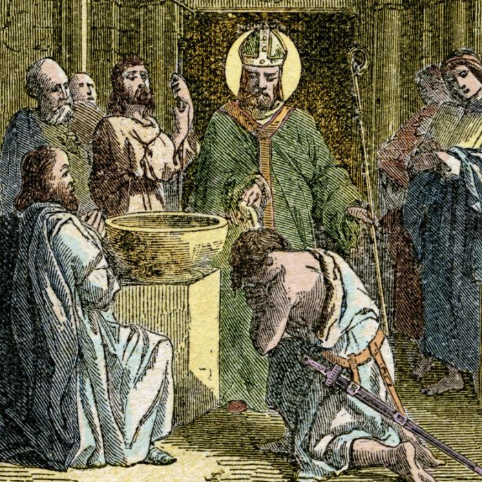 Saint Patrick - famous slave in history