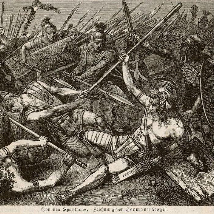 Spartacus - famous slave