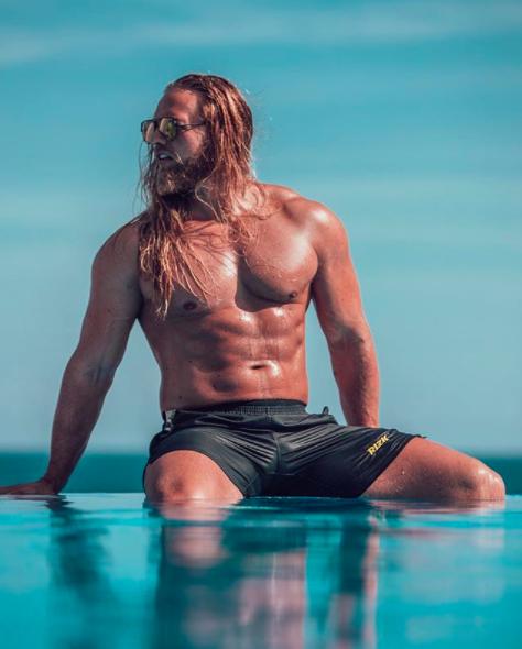 Lasse Matberg - Hottest Guy on Instagram