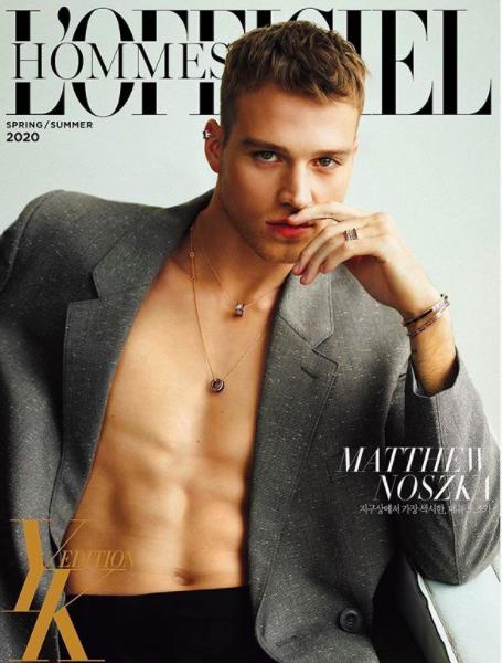 Matthew Noszka - Hottest Man on instagram