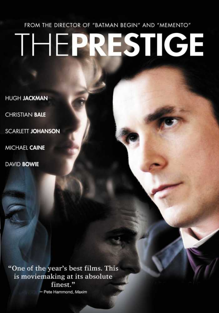 prestige one of the best movie