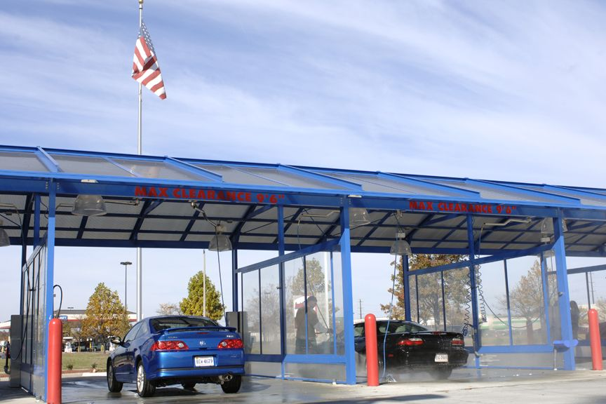 how to use self service car wash