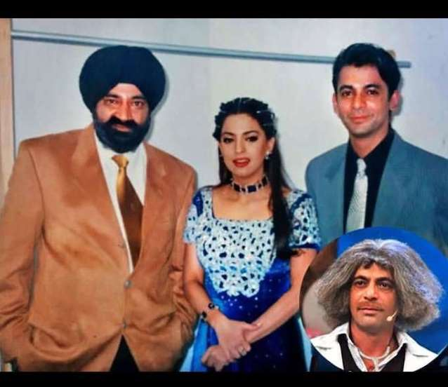 sunil grover jaspal bhatti