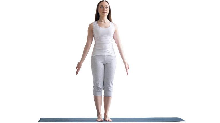 Yoga For Beginners - Tadasana (Mountain Pose)