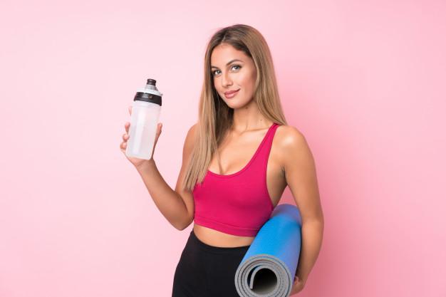 Water Bottle - Yoga accessories