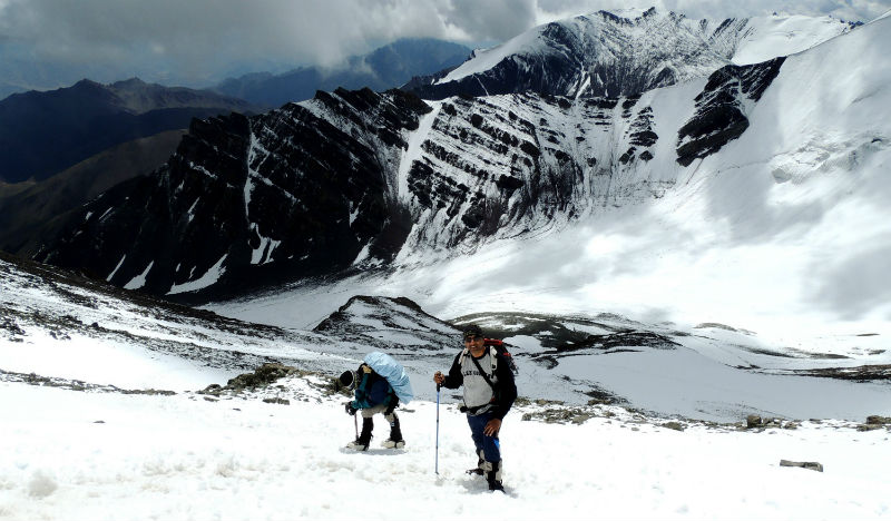 Stock Range Ladakh