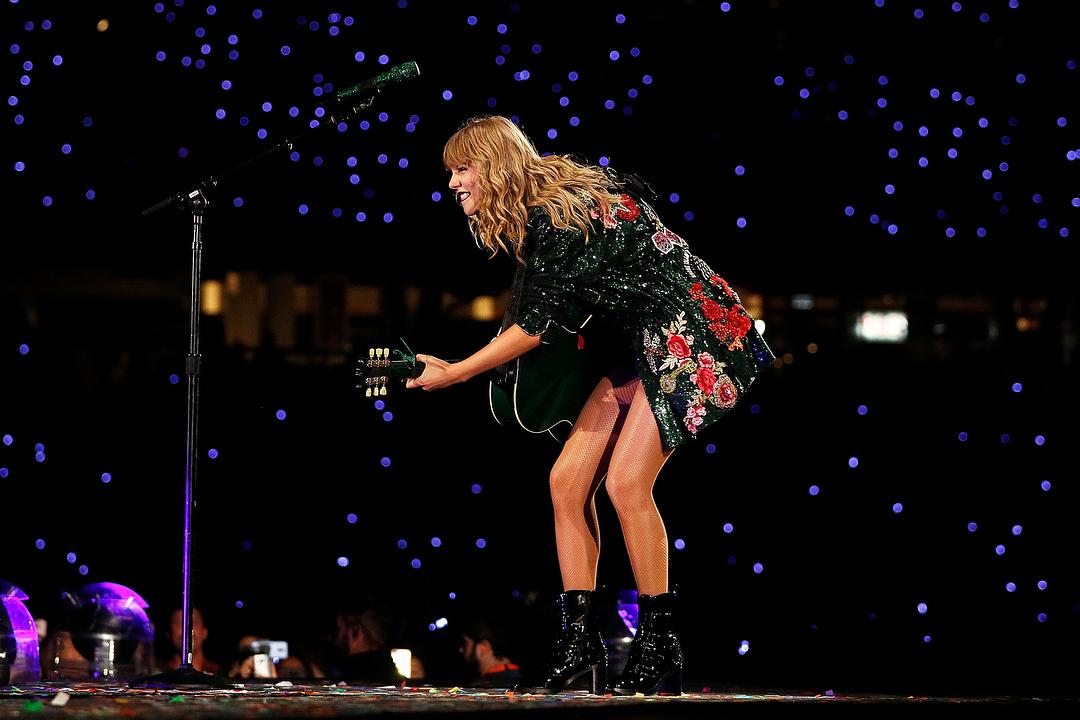 Taylor Swift Unseen Photos