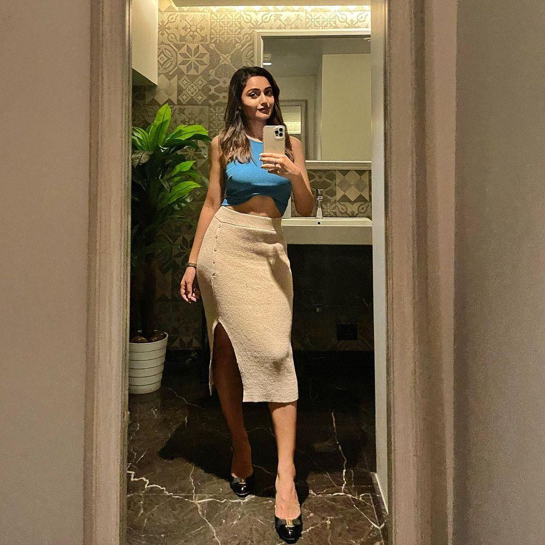 Tridha Choudhury Bold Photos