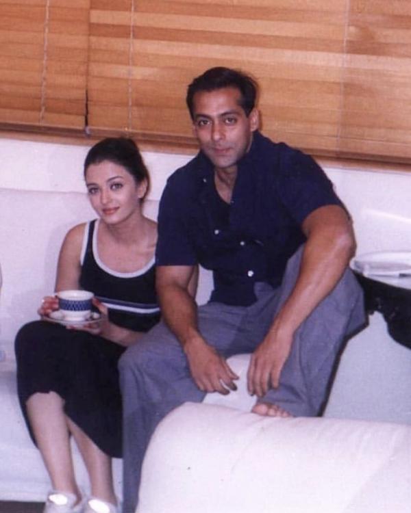 Aishwarya Rai Salman's Girlfriend