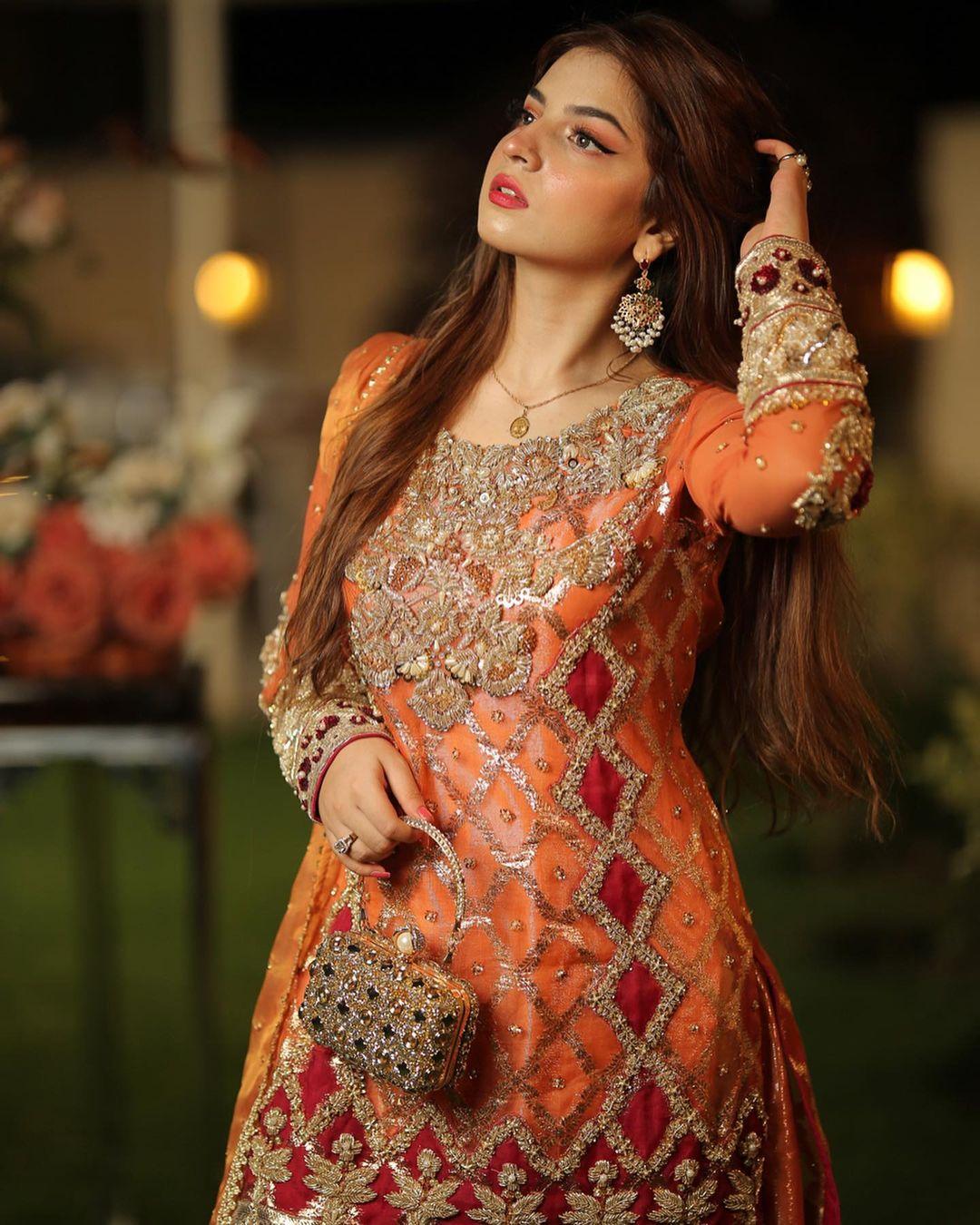 Dananeer pakistani viral girl
