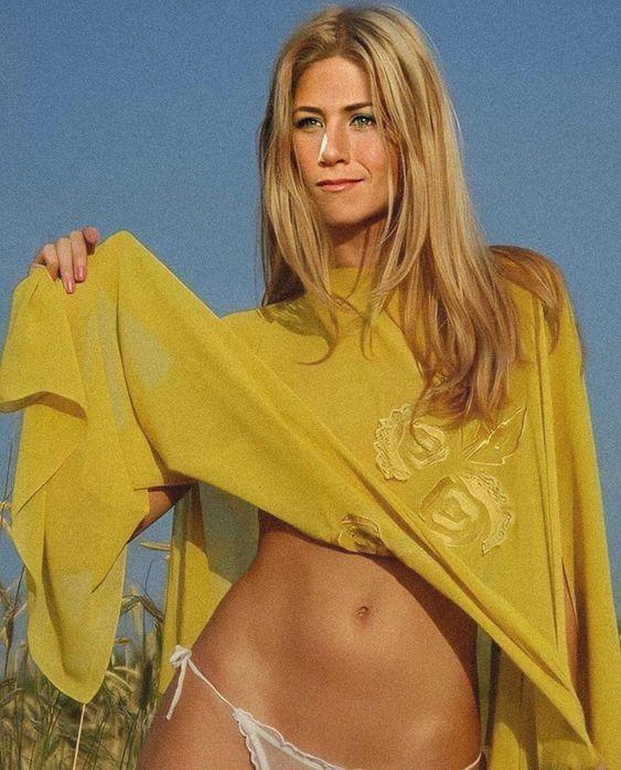 Jennifer Aniston 2021 Hot Photos