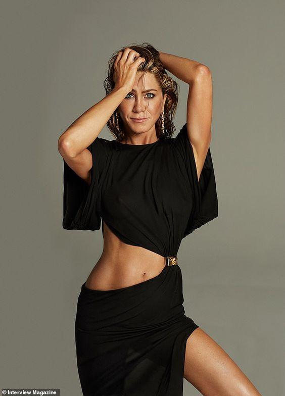 Jennifer Aniston BOld photoshoot