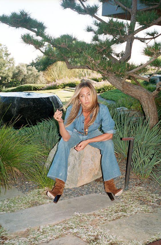 Jennifer Aniston Unseen Photos