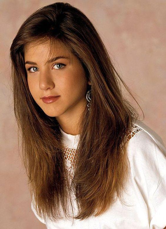 Jennifer Aniston Young