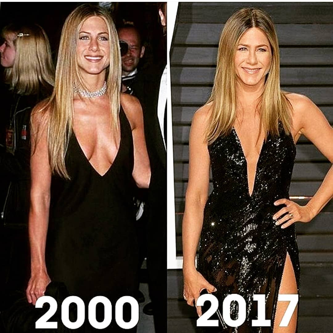 Jennifer Aniston Young Forever