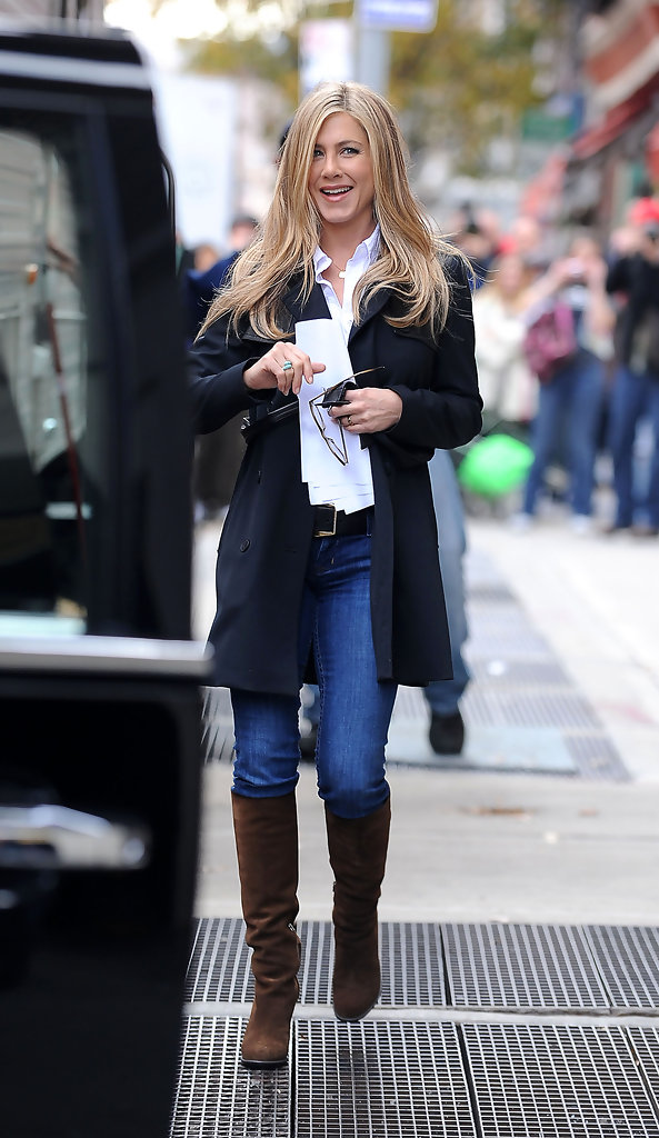 Jennifer Aniston Photos Harper Bazaar