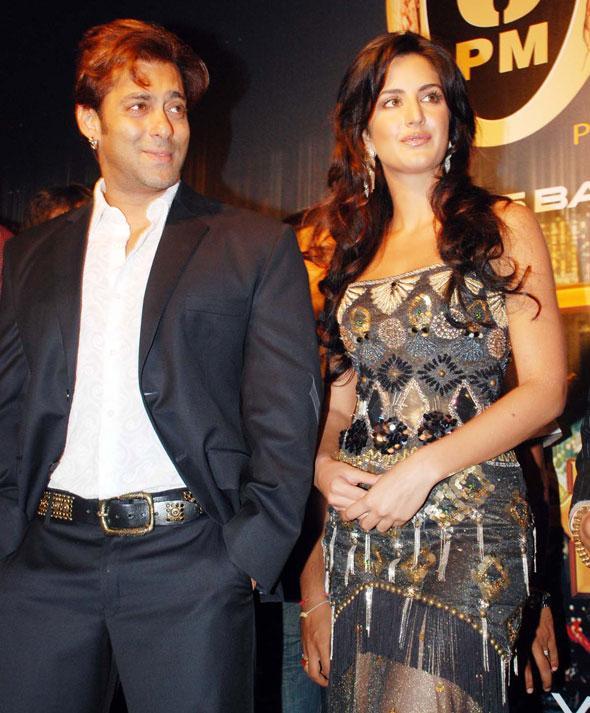 Katrina Kaif Salman's Girlfriend