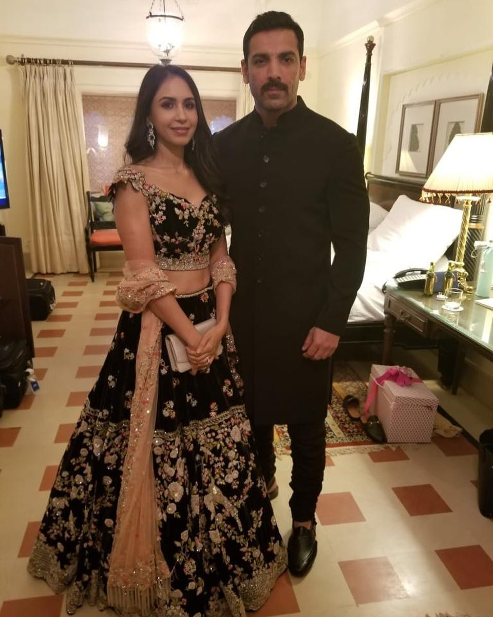 Priya Runchal shared throwback pic with john abraham