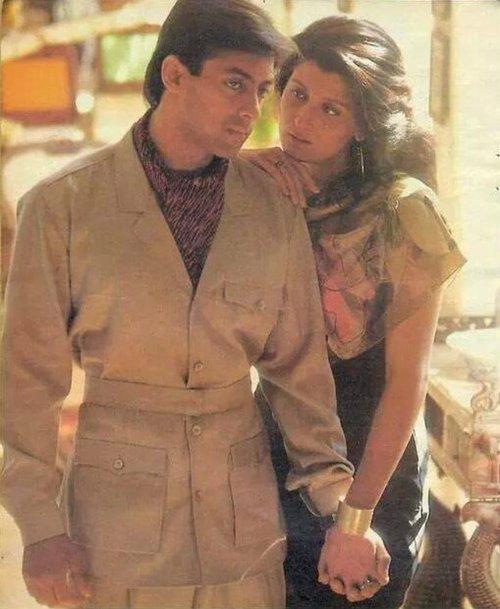 Sangeeta Bijlani Salman's Girlfriend