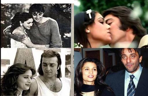 Sanjay Dutt's girlfriends and affairs