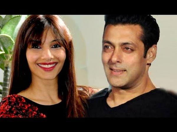 Somy Ali Salmans Girlfriend
