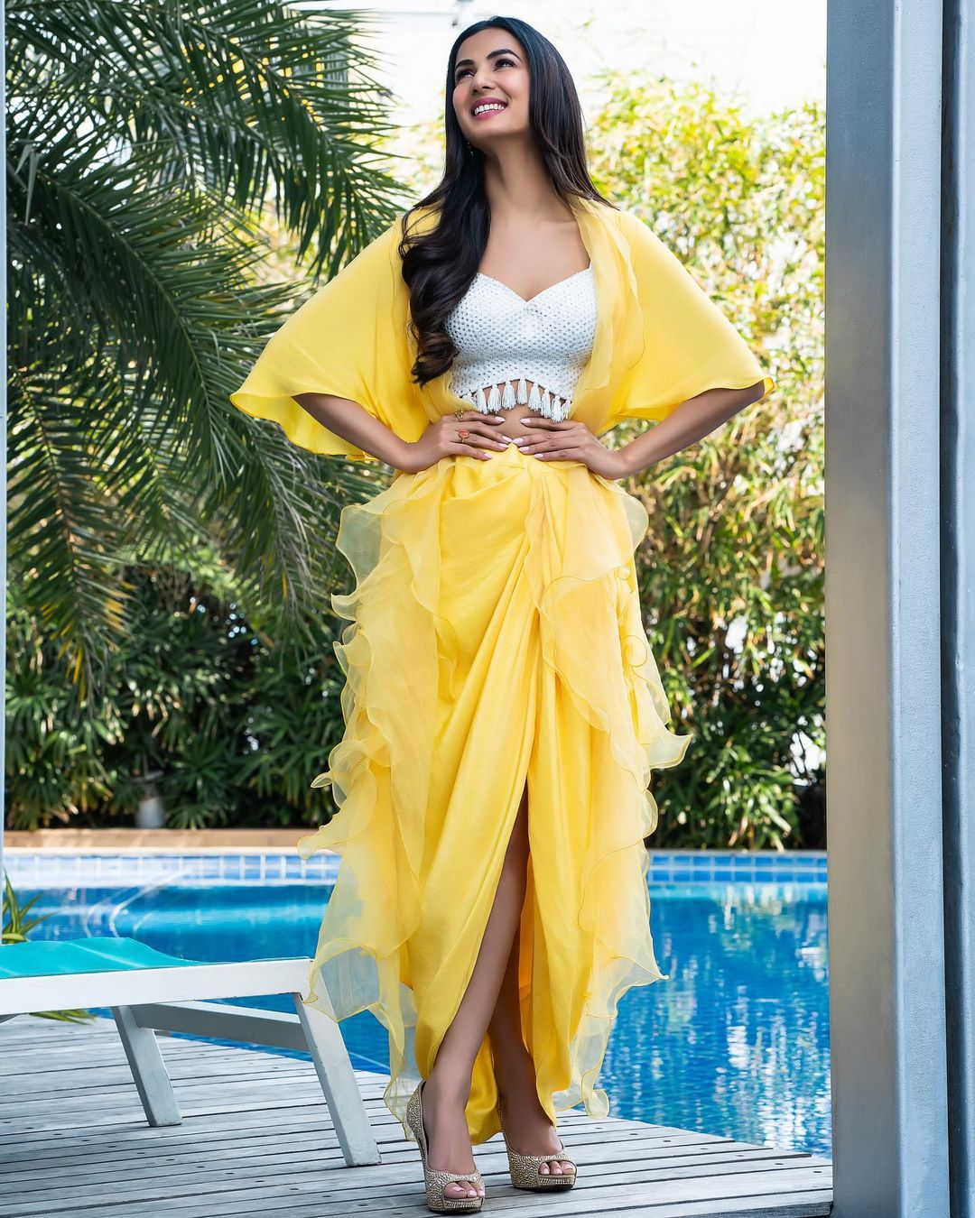 Sonal Chauhan Height - Bollywood Actress