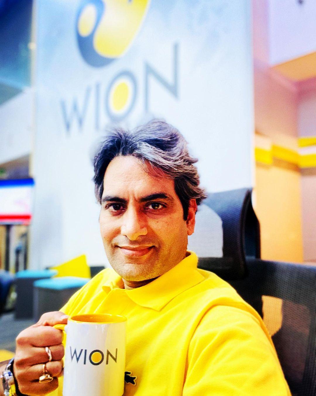 Sudhir Chaudhary News Anchor Salary